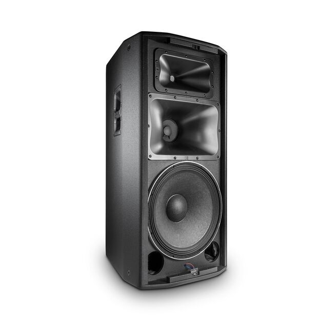 "JBL PRX835 - Black - 15"" Three-Way Full-Range Main System with Wi-Fi - Detailshot 1"