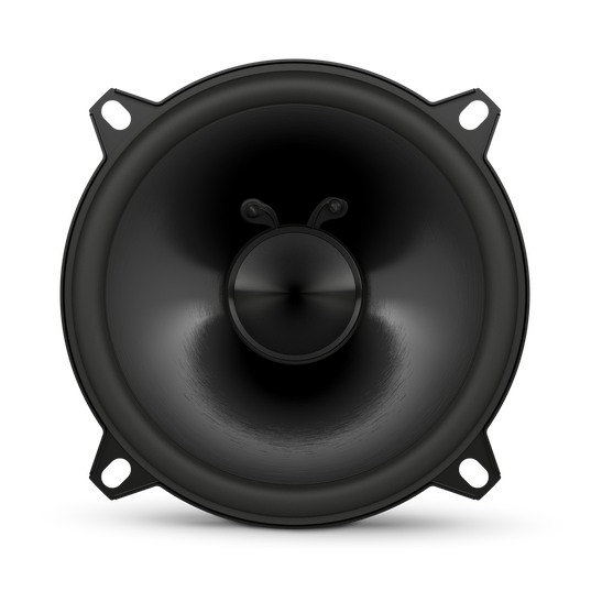"Club 5000c - Black - 5-1/4"" (130mm) component speaker system - Front"