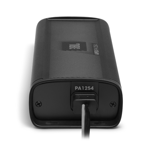 JBL Apex PA1254 - Black - Detailshot 1