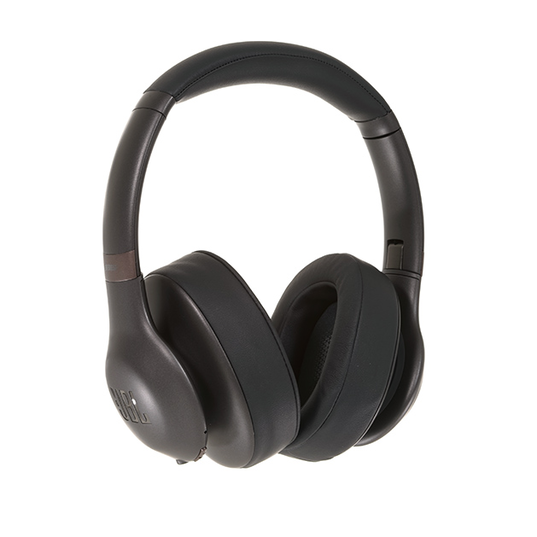JBL EVEREST™ 710 - Gun Metal - Wireless Over-ear headphones - Detailshot 15