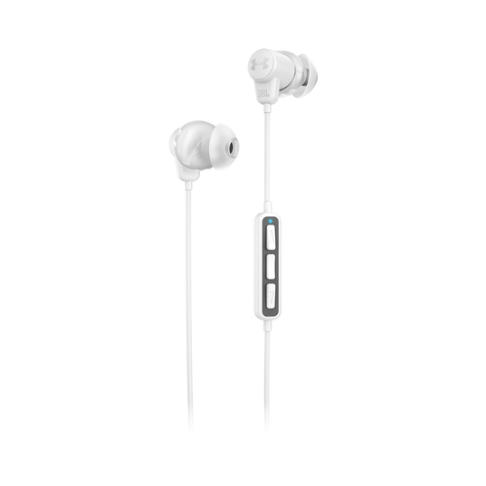 Under Armour Sport Wireless - White - Wireless in-ear headphones for athletes - Detailshot 2