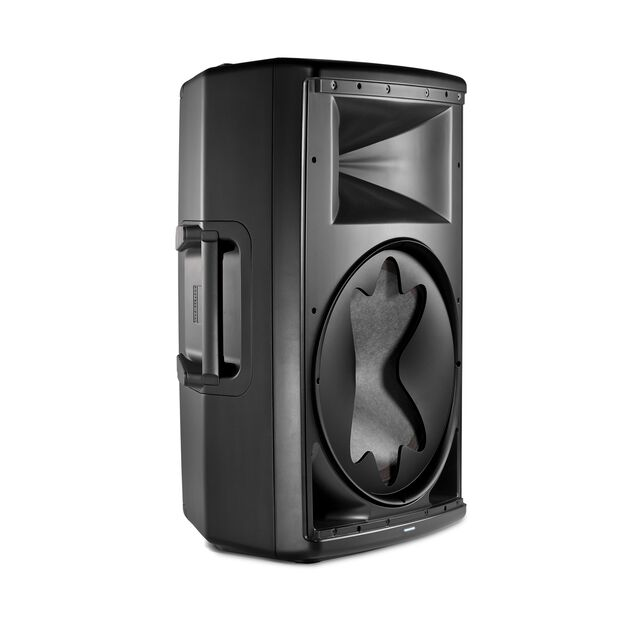 "JBL EON615 - Black - 15"" (38 cm) Two-Way Multipurpose Self-Powered Sound Reinforcement - Detailshot 4"